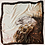 Thumbnail: Eagle Satin Chiffon Scarf