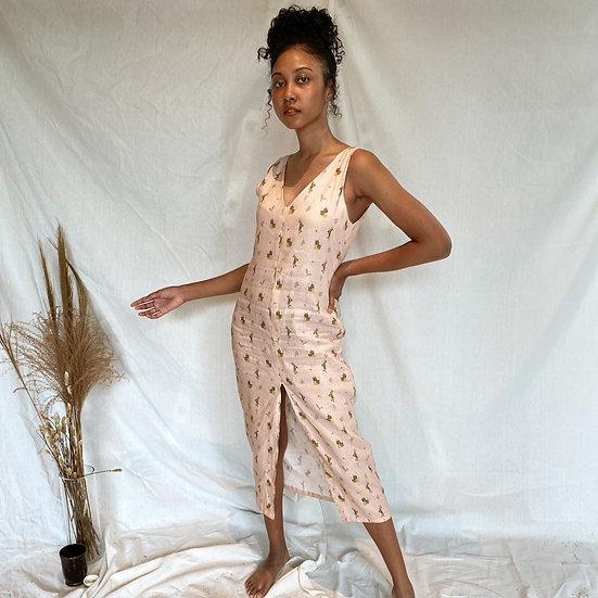 Clara Linen Dress