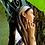 Thumbnail: Tamaraw Satin Chiffon Scarf