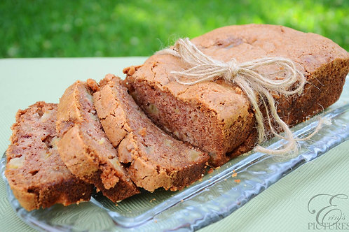 Peach Cobler Bread