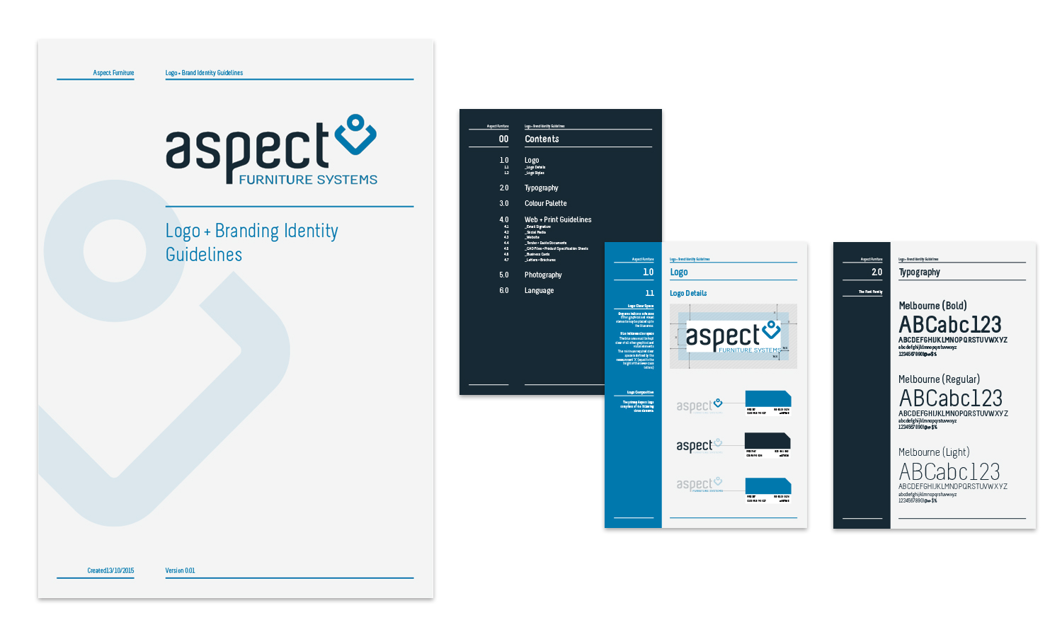 Aspect Branding and Identity