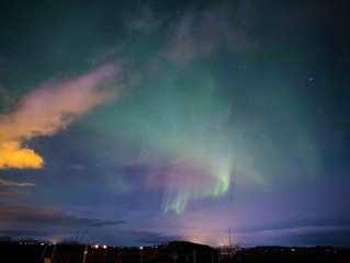 The Wonders of Iceland: Part 2 - Waterfalls, Glaciers, Auroras and Hot Springs