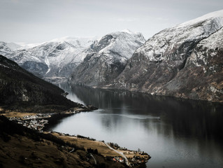 Norway - A Scenic Journey on the Flåm Railway to Oslo