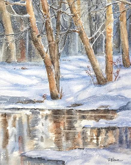 Winter Wonderland Lock Down