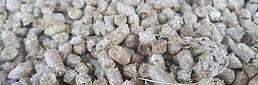 farmidea pellet di paglia sbriciolato 100% paglia
