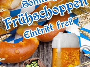 SO 04.10.15, Frühschoppen, Eintritt frei!