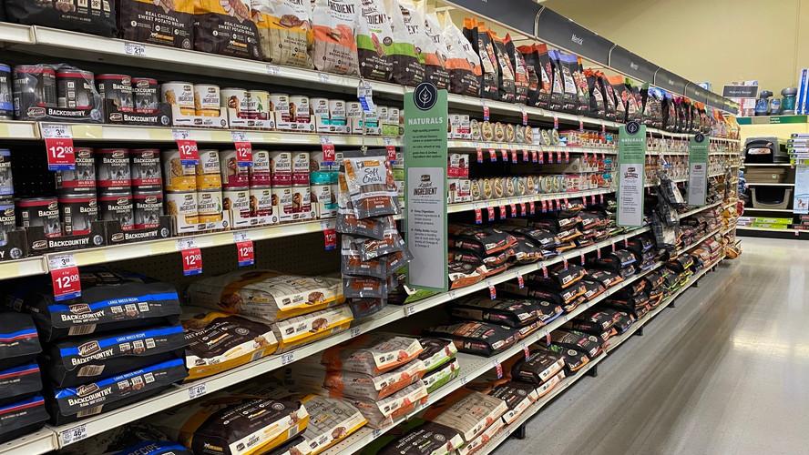Petsmart dog food aisle.jpg