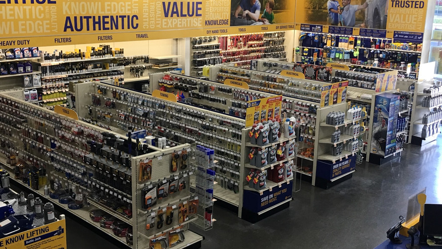 Automative Stores