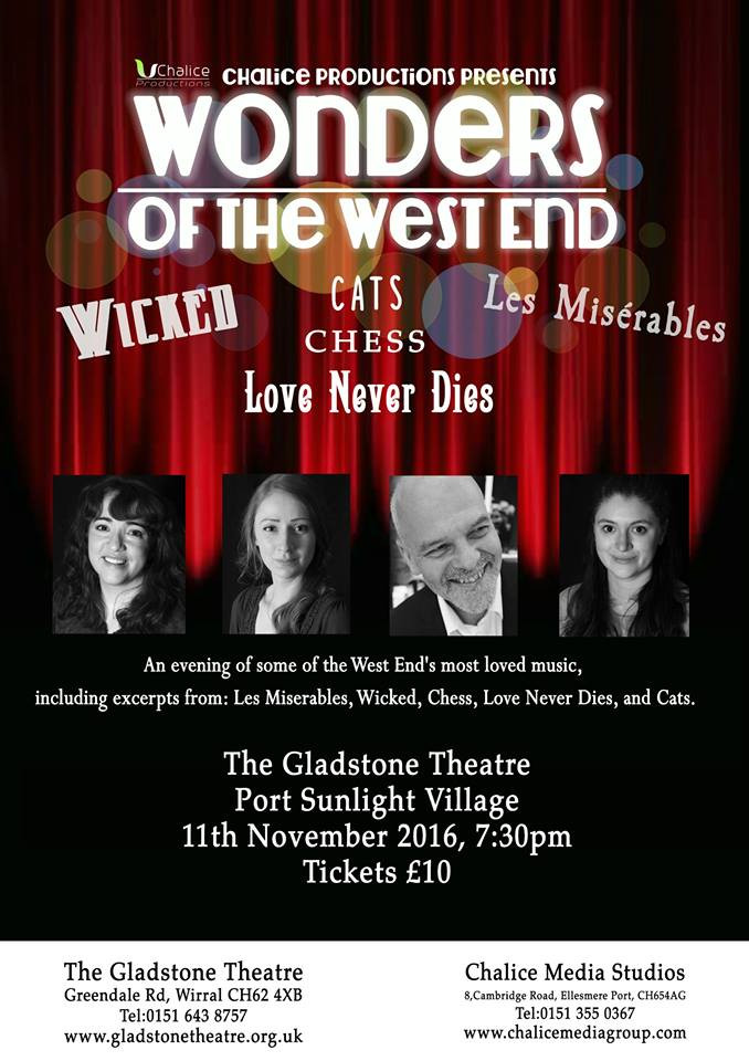 Wonders of the West End poster