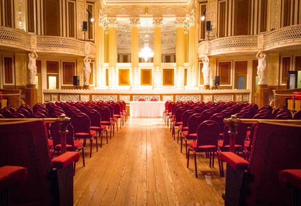 The Concert Room at St George's Hall