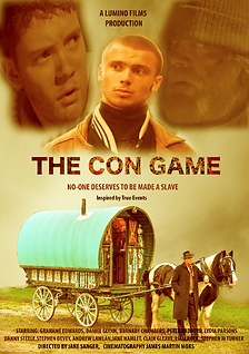 The Con Game poster