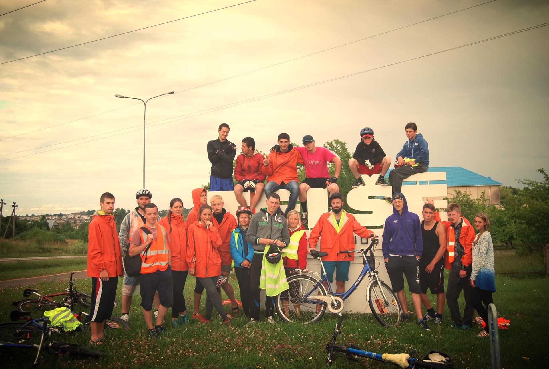 Mink pedalus - suk linciūgą 2015