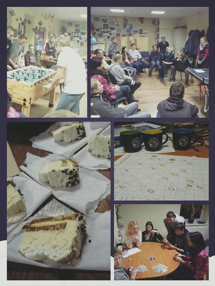 Aštuntasis TJC gimtadienis