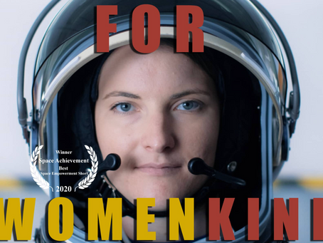"""GEEKS WITHOUT FRONTIERS CELEBRATES WOMEN'S ACHIEVEMENTS WITH SHORT FILM """"FOR WOMENKIND"""""""