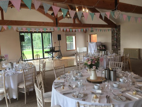 Aldwick Court wedding