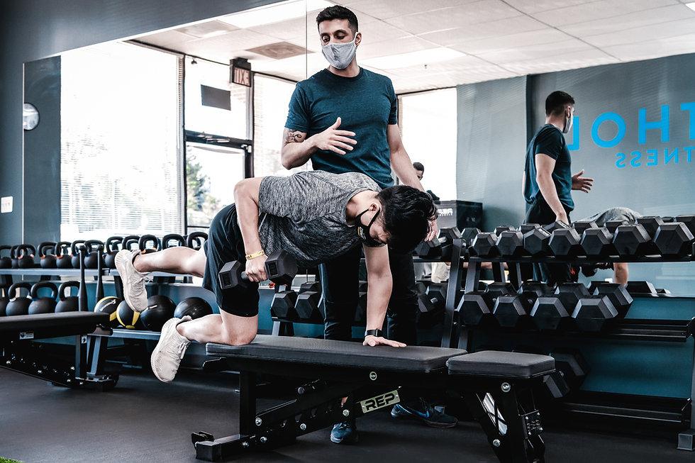 Personal Training Arlington VA