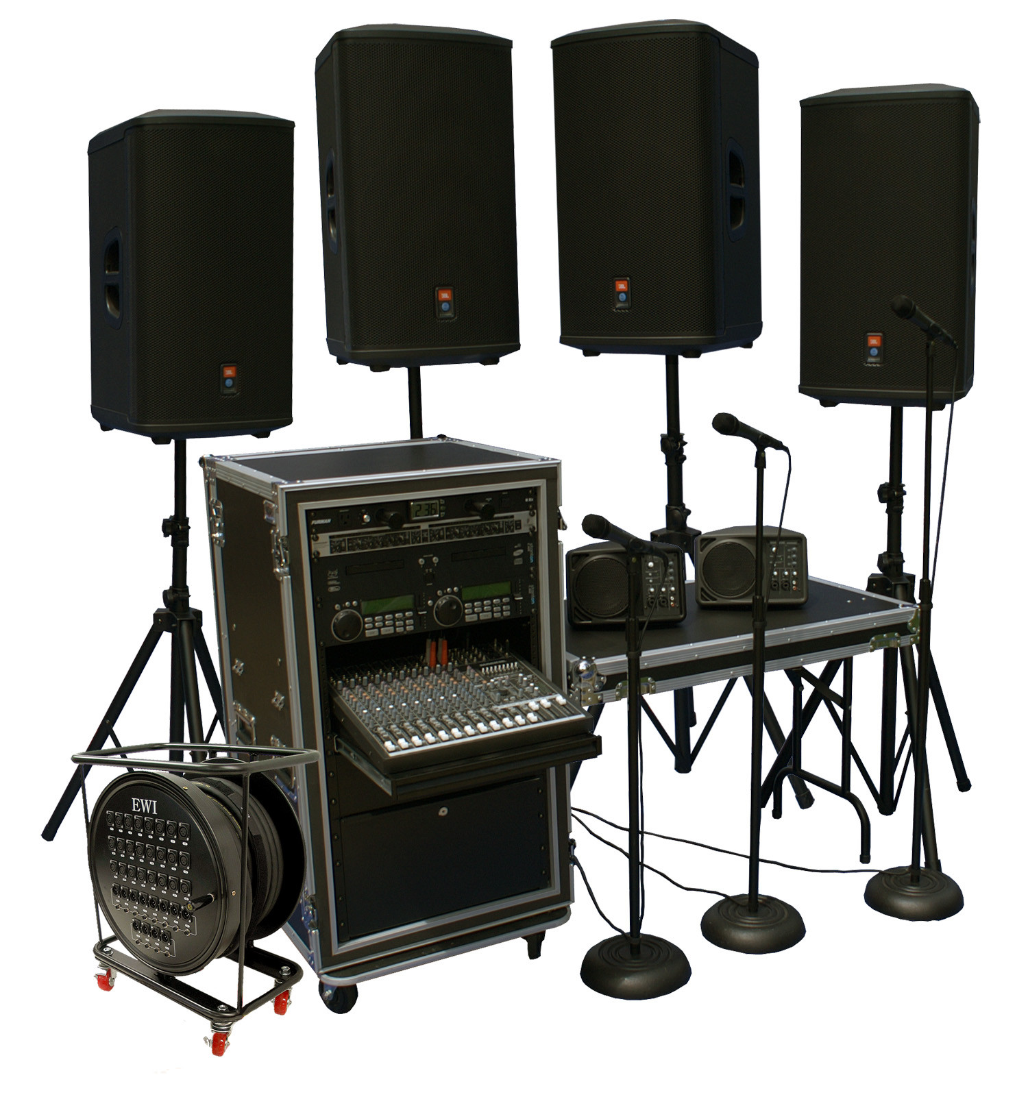 Audio Reinforcement