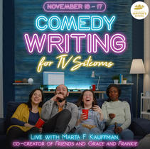 Comedy Writing for TV Sitcoms