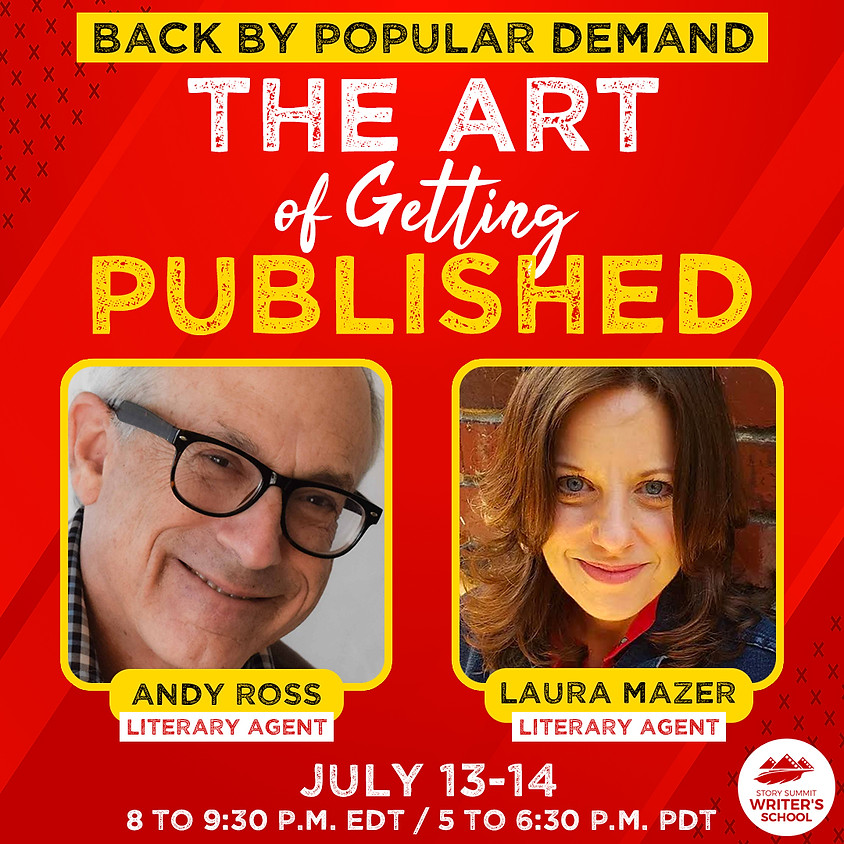 The Art of Getting Published - July