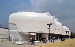 PADIGLIONE COREANO expo 2015