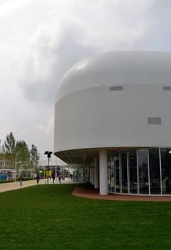 PADIGLIONE COREANO expo2015