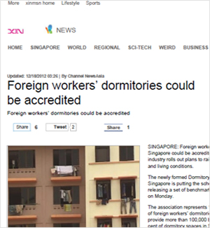 Foreign-workers Channel NewsAsia