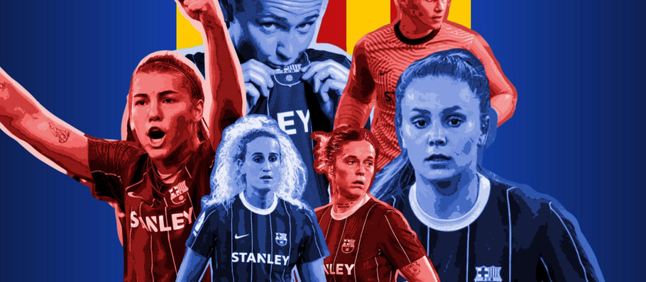 Ranking the 20 Most Important Signings Since FCB Femení's Professionalization