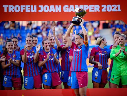 FC Barcelona Femení 2021-22 Season Preview