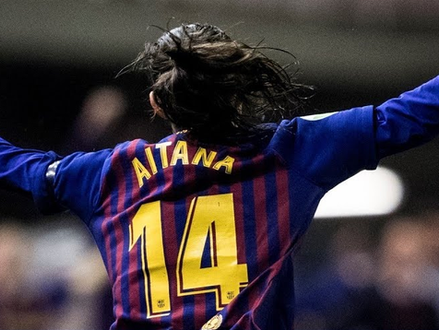 Aitana Bonmatí - The Future of FC Barcelona, Made In La Masia