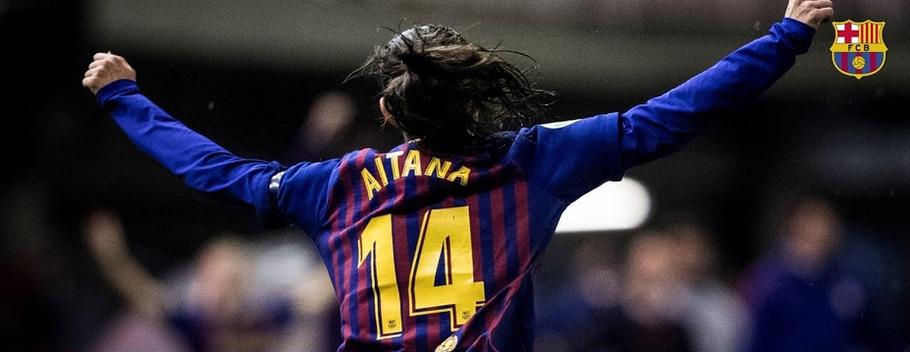 Aitana Bonmatí - The Future of FC Barcelona, Made In La Masia
