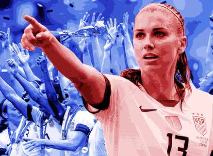 Alex Morgan's Misunderstood Role at the 2019 Women's World Cup