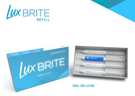 Lux BRITE Refill Kit