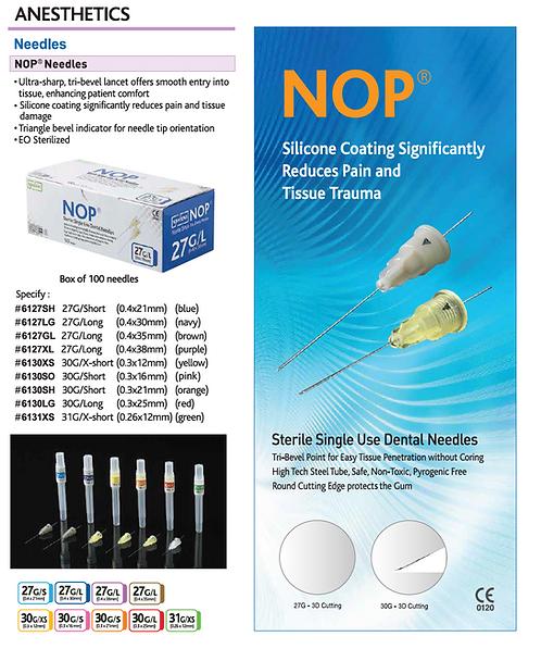 Spident Anesthetics