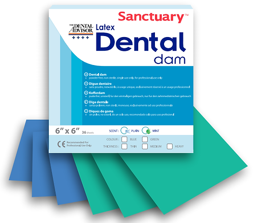 Latex Dental Dam