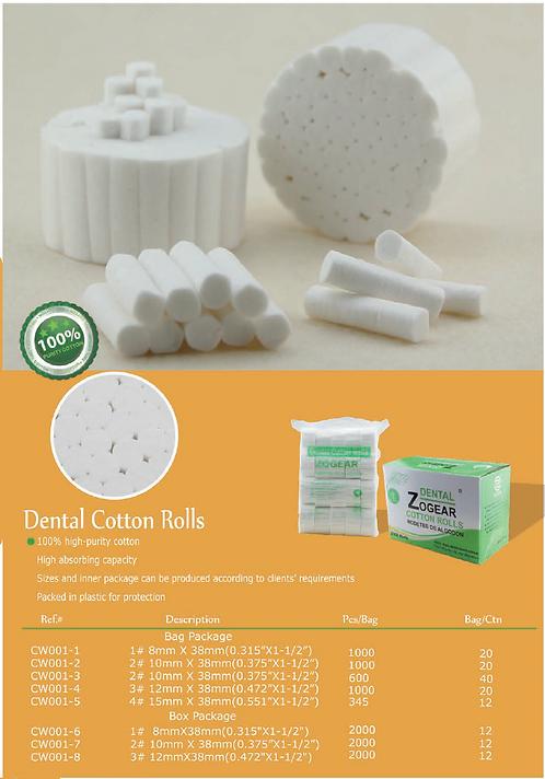 Cotton & Sponge