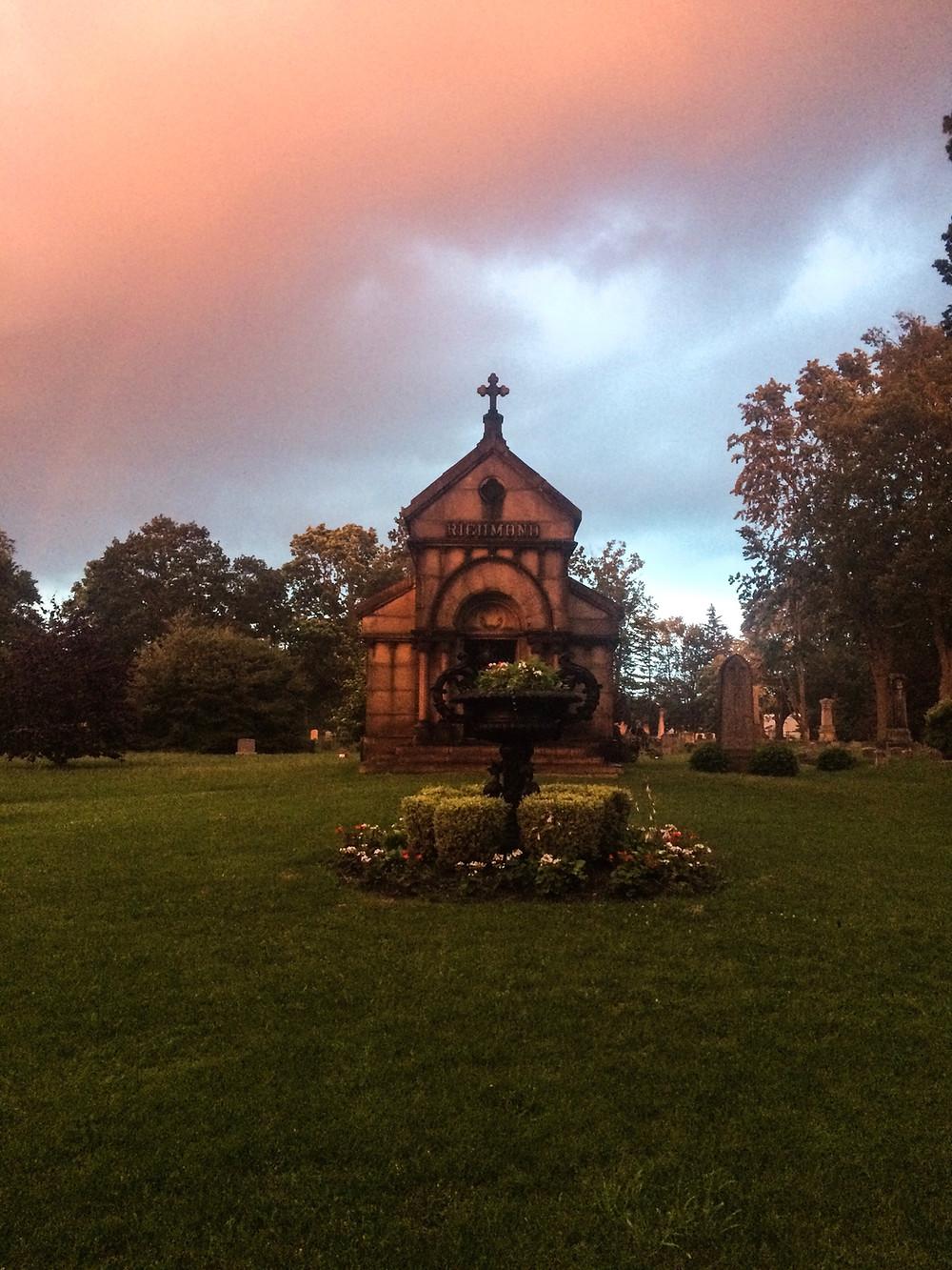 Batavia NY Cemetery