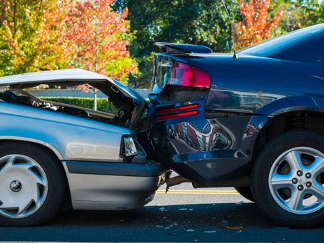 5 THINGS TO HELP WITH THE PAIN AFTER A CAR ACCIDENT