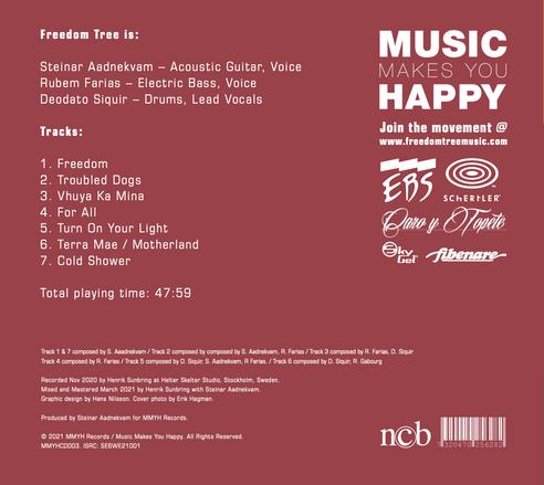 CD Back