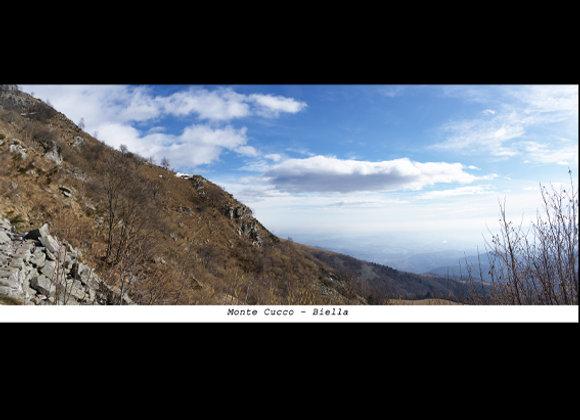 Stampa Monte Cucco - Biella cm .