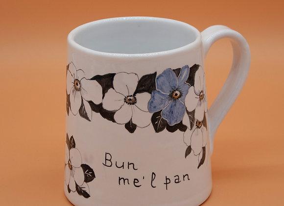"""Boccali Birra """"Bun me'l pan""""  (Buono come il pane ) 1 LT."""