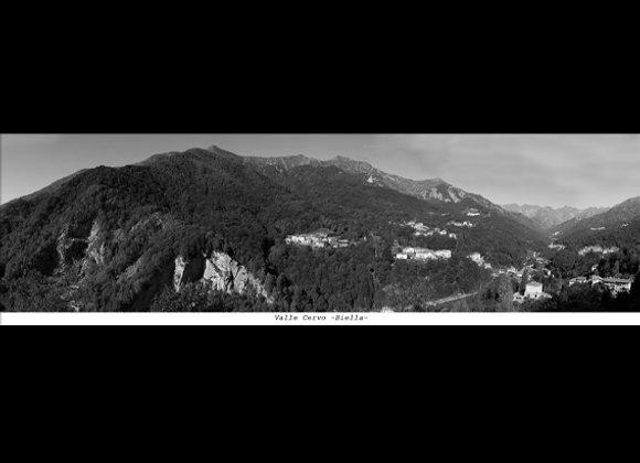 Valle Cervo da Oriomosso - Biella (BI)  Cm. 30 x 9