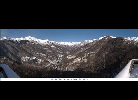 Stampa Valle Cervo - Biella (BI)  Cm.