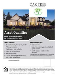 Asset Qualifier