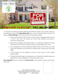 Expired listing #1