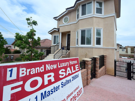Opinion: The feared jumbo mortgage debacle is here — thanks to the coronavirus — and ready to pound
