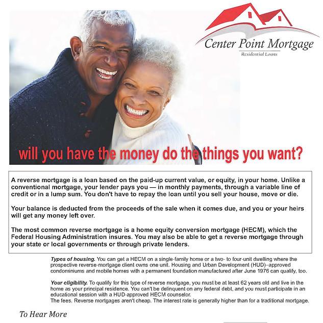 Reverse Mortgage 1.2