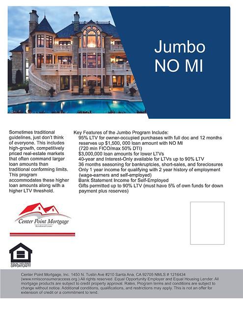 Jumbo NO MI