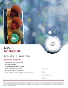 DSCR No Income