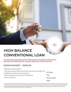 AD Conventional_High-Balance