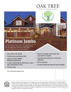 Platinum Jumbo
